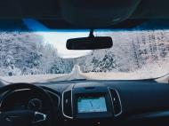 Drive up- Taken by Tori